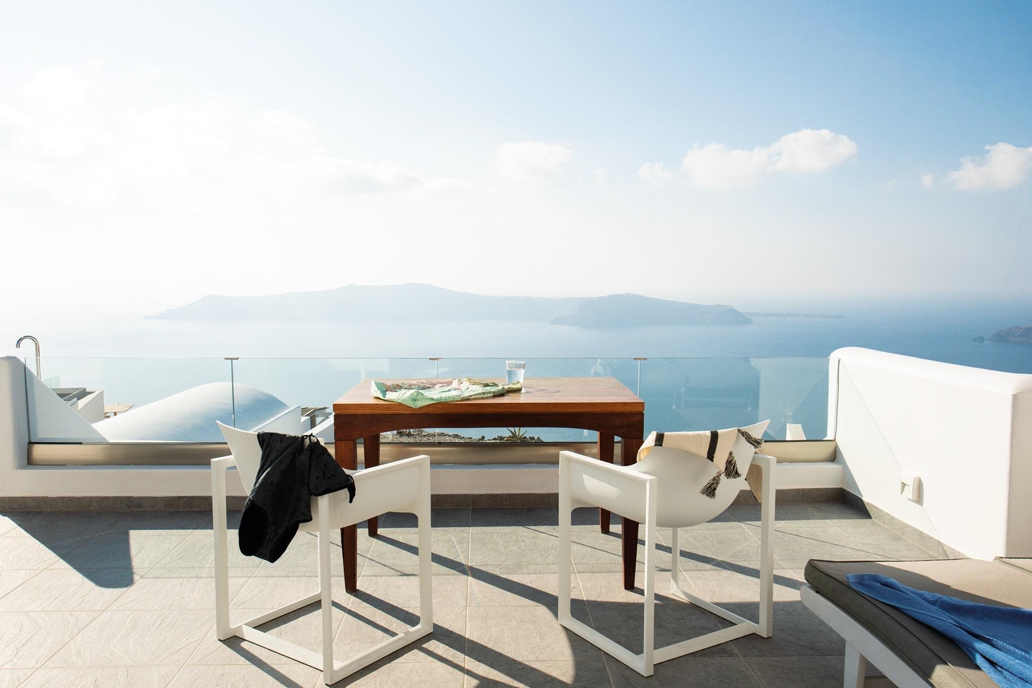 Remezzo Villas | Santorini Island