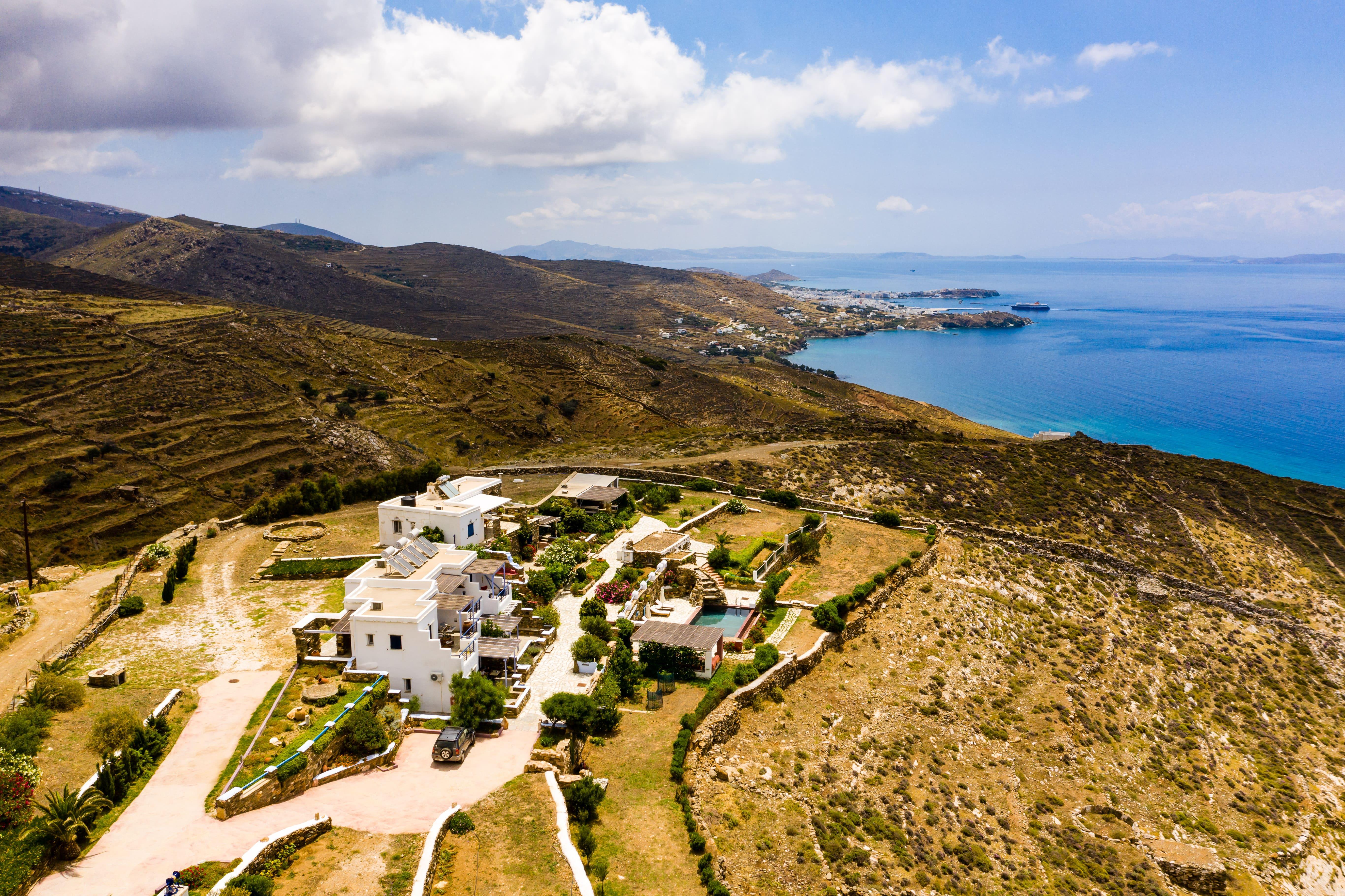 Castria Studios | Tinos Island