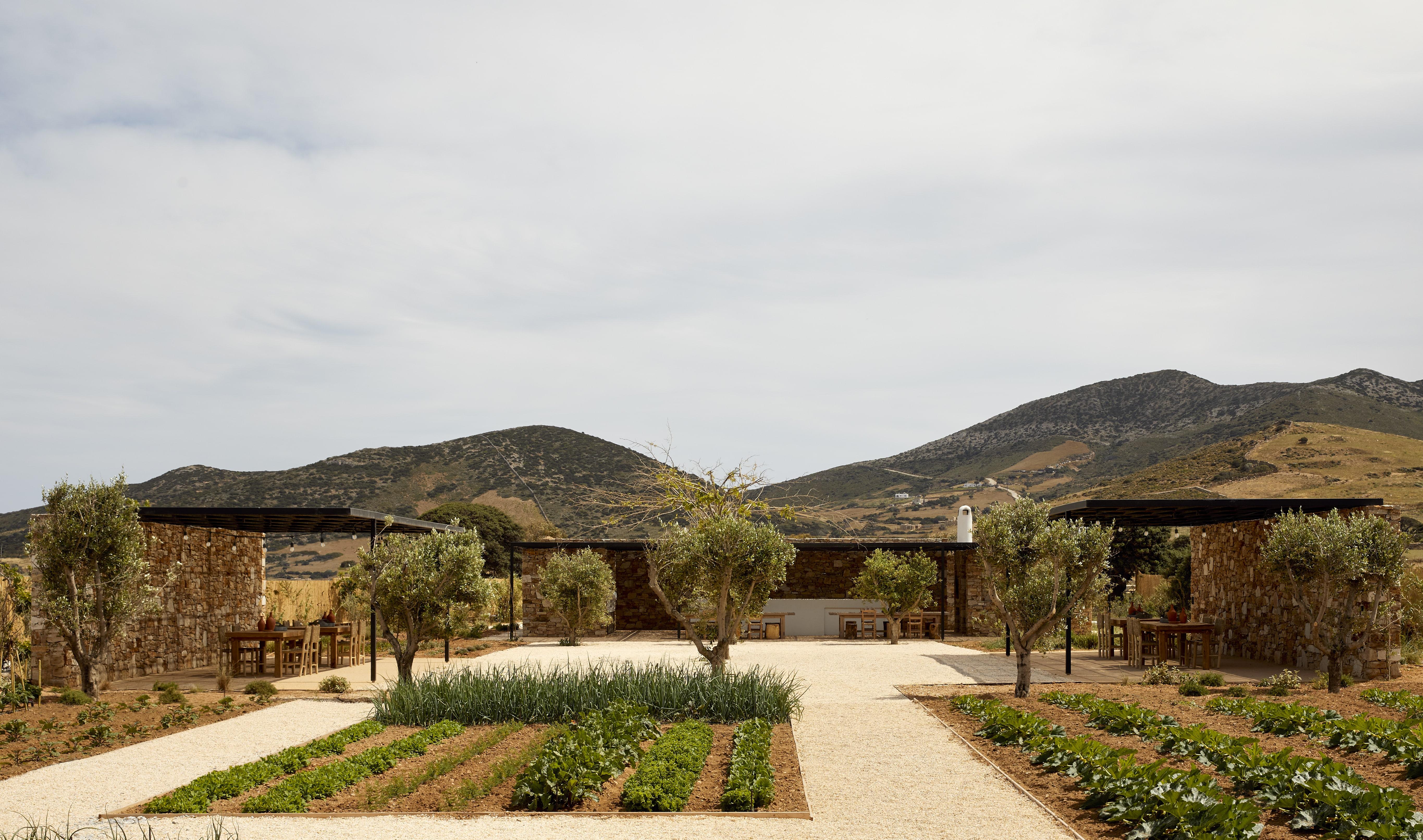 The Rooster Farmhouse | Antiparos Island