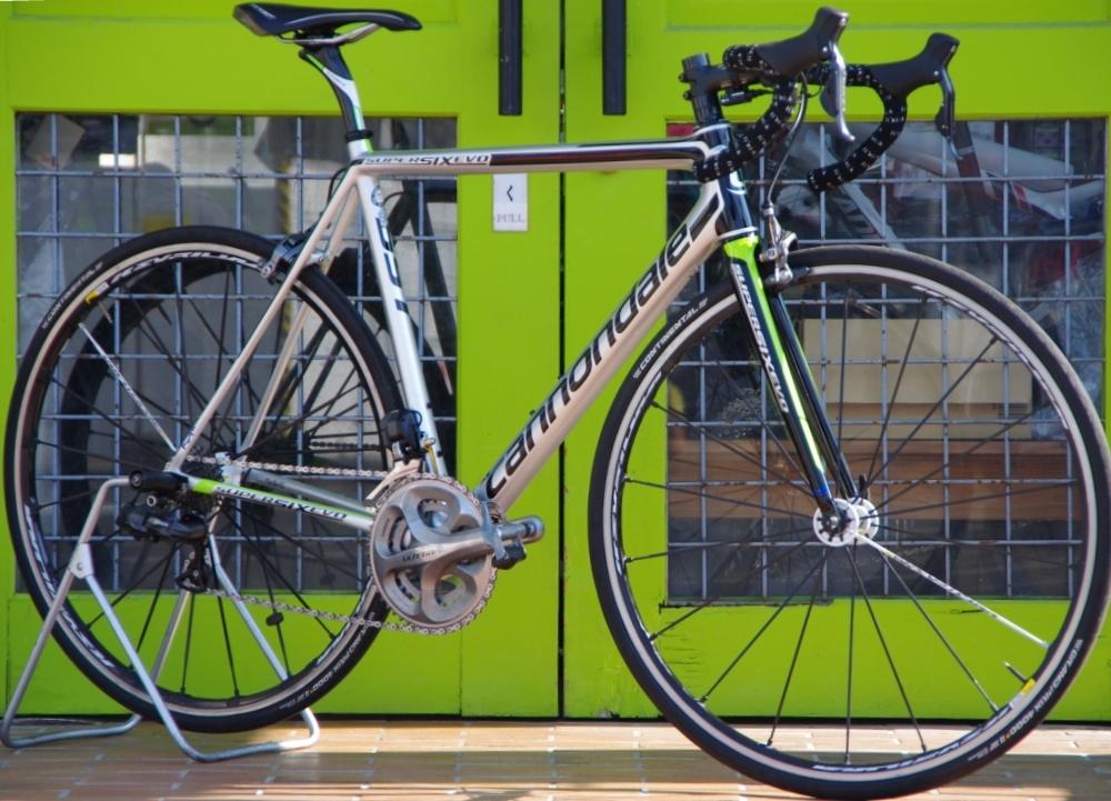 My Bikes Vol.089 cannondale Supersix Evo Hi-Mod