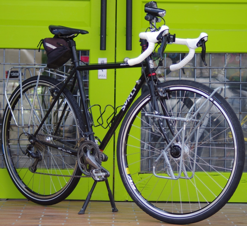 My Bikes vol.029 surly cross check 日本一周仕様!