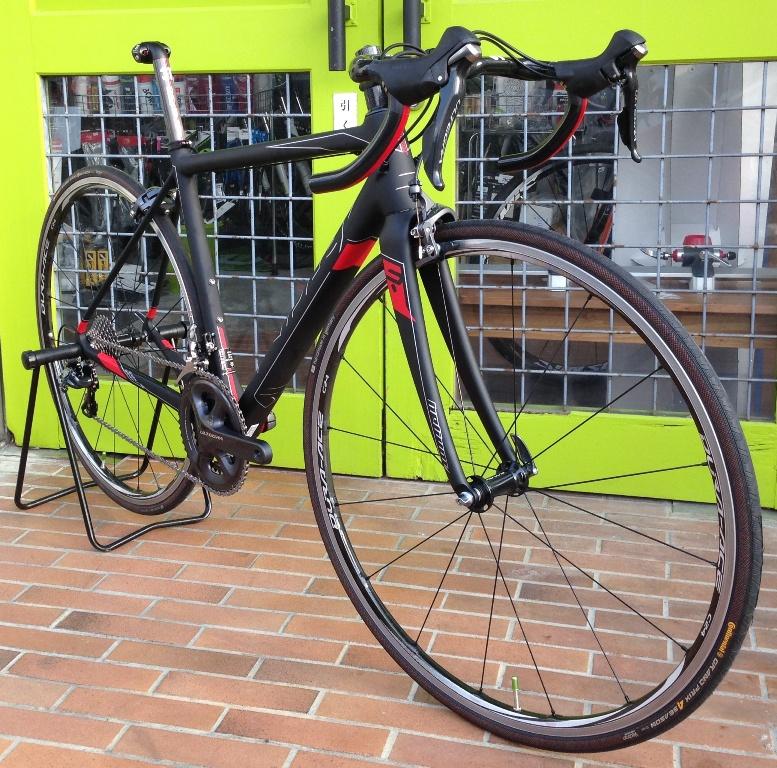 My Bikes vol.031 RIDLEY HELIUM SL 6800