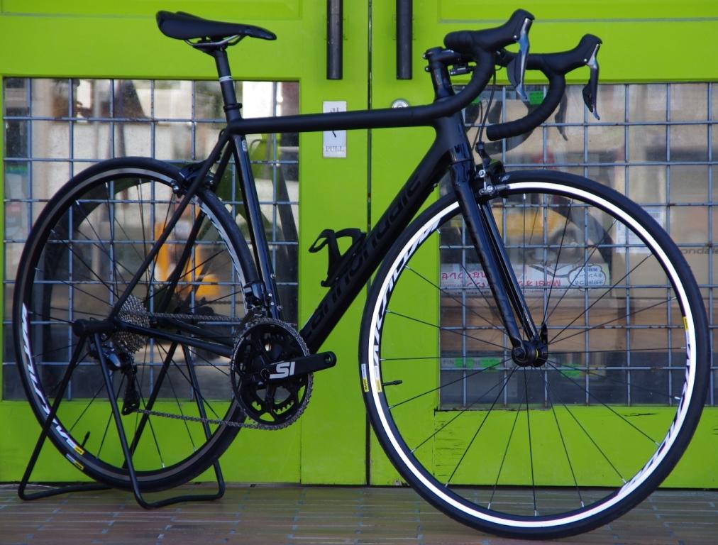 My Bikes vol.114 Supersix Evo R8050 Di2
