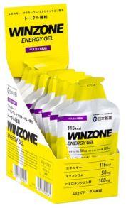 WINZONE ENERGY GEL マスカット風味