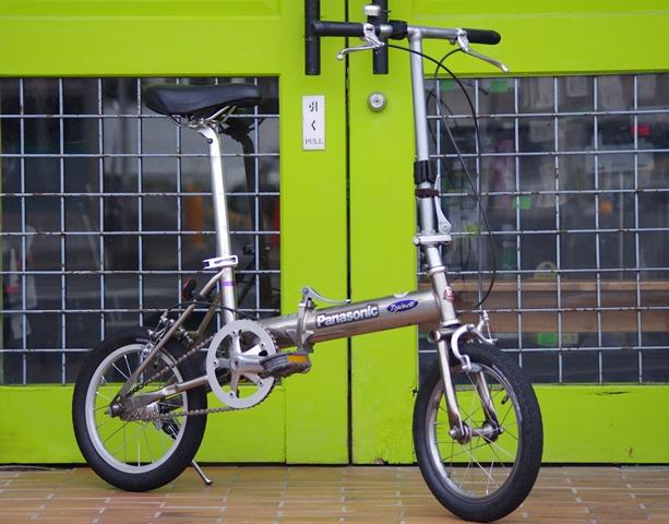 My Bikes vol.161 panasonic TRAINCLE