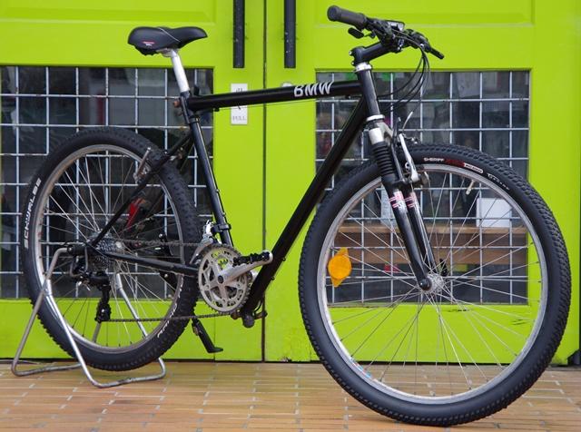 My Bikes vol.168 BMW ハードテイルMTB