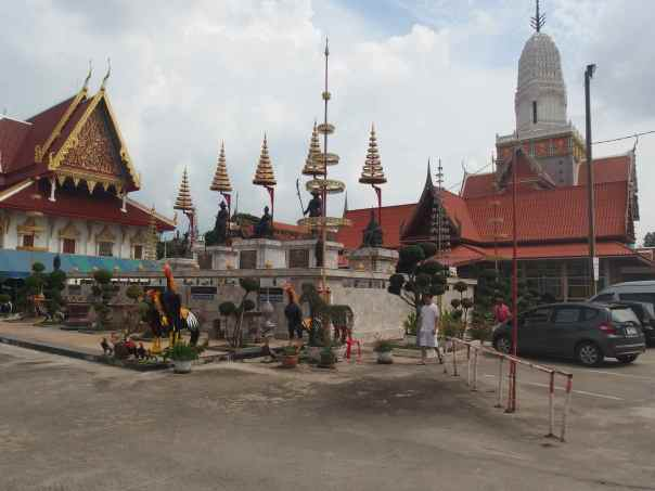 This temples is a monument to some very famous Ramas.