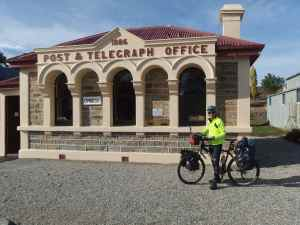 This old post office is still in use.