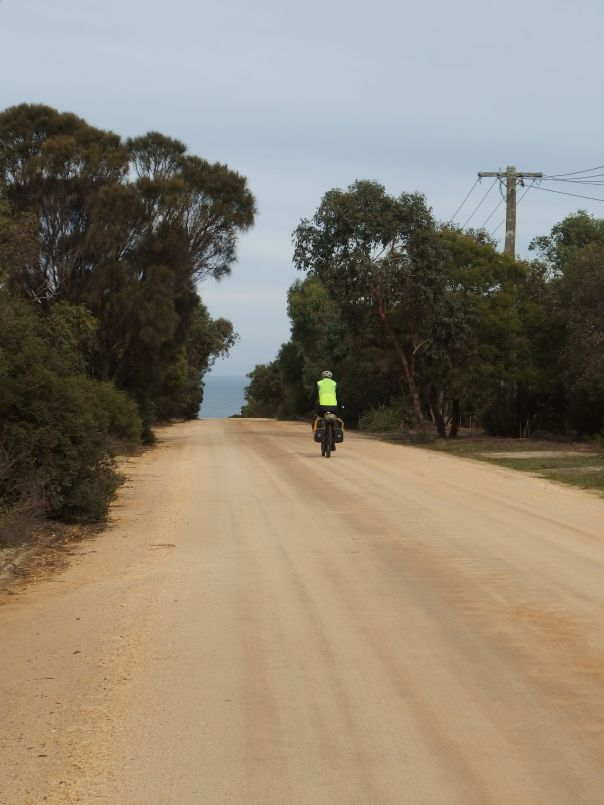 Cycling from Geelong to Torquay