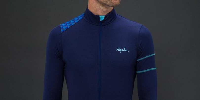 Rapha Cross Long Sleeve Jersey 2016
