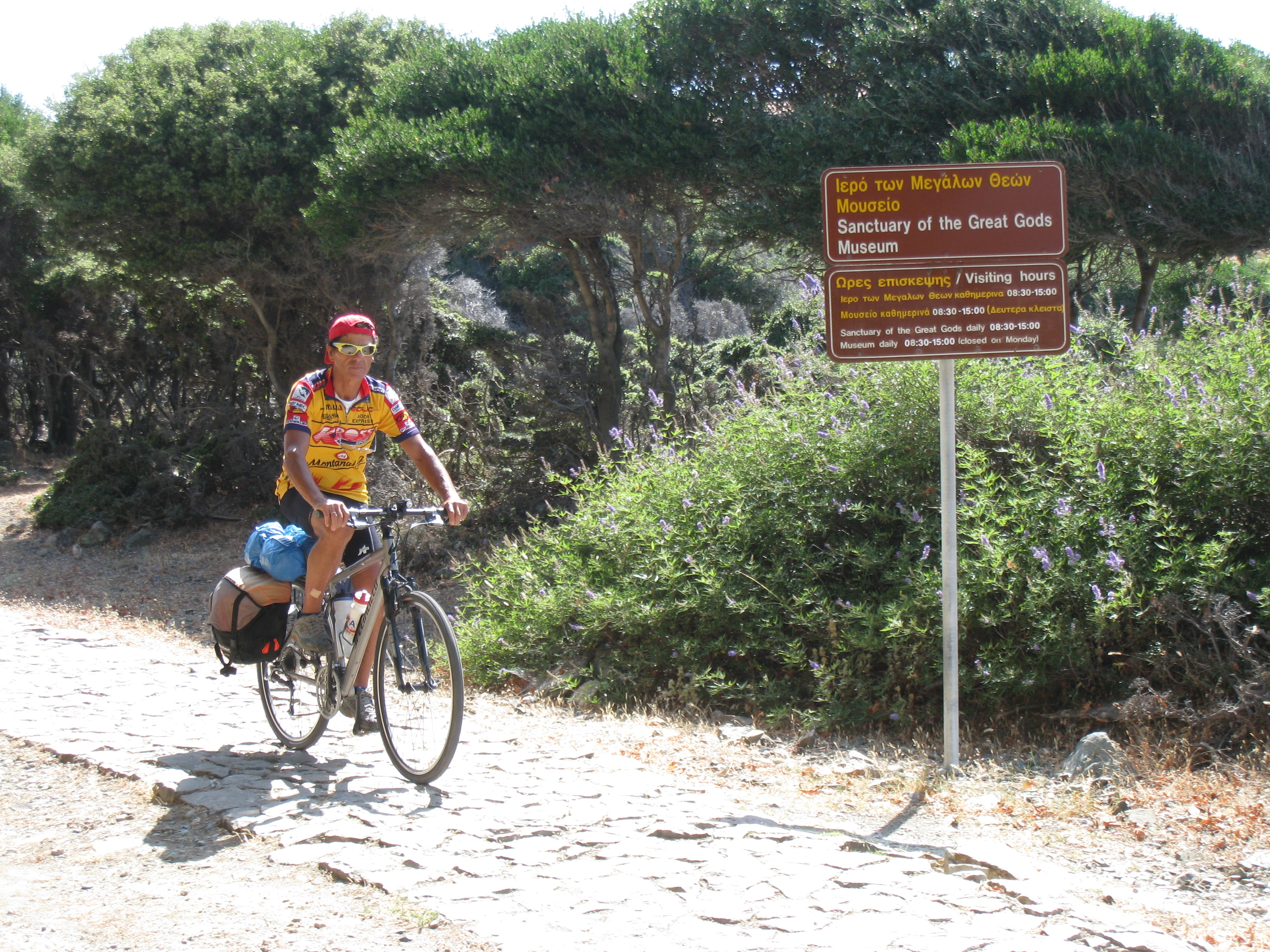 cycling to Sanctuary