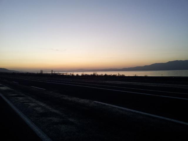 Light running out, still 30 miles from Kavancilar