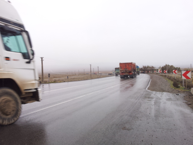 The road to Qom was, at best, unpleasant.