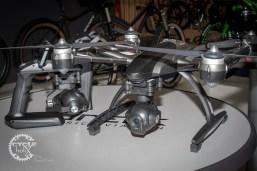 3-Achs System für die Kamera der 4k