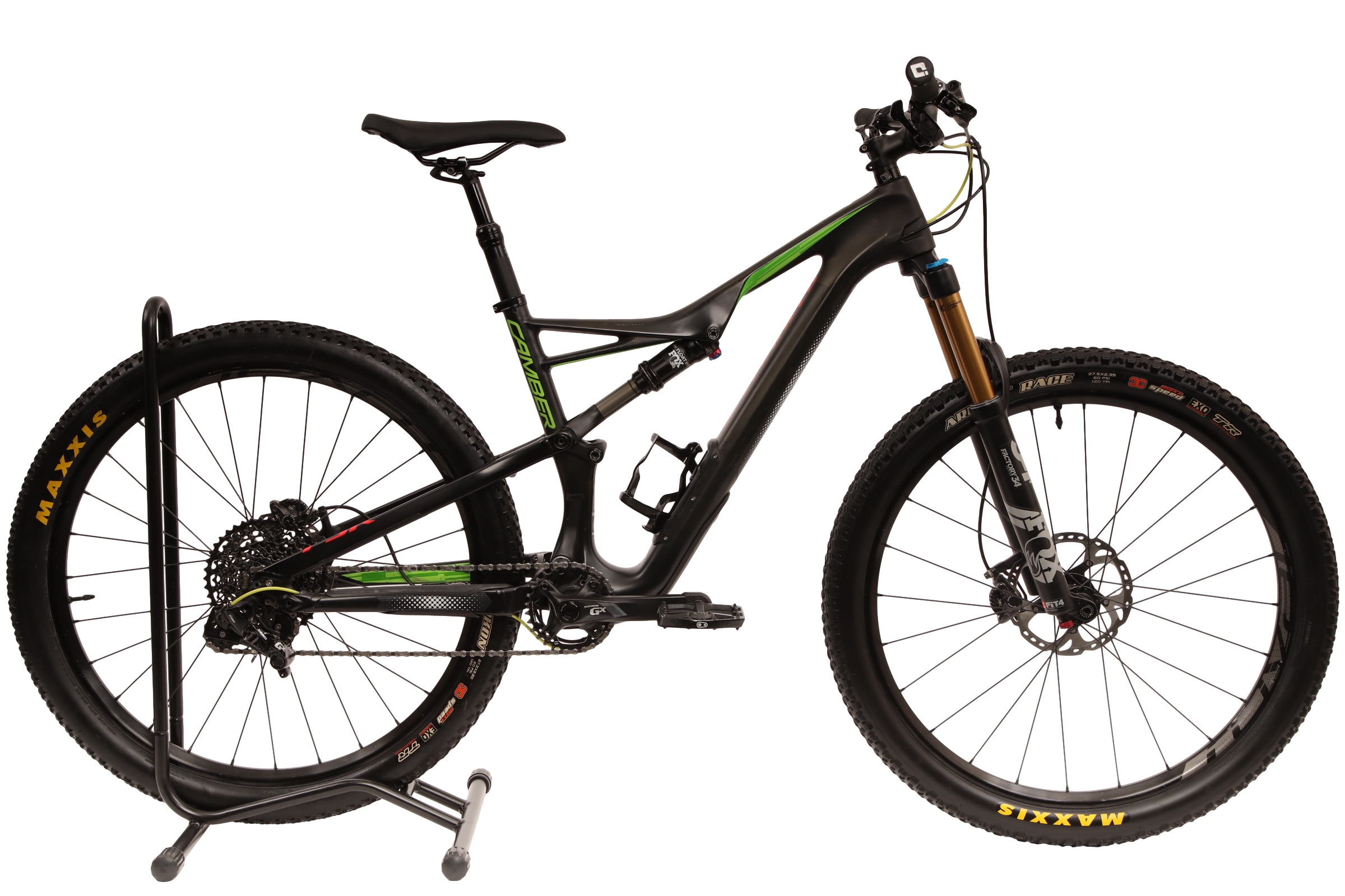 016 Specialized Camber Comp Carbon 650B