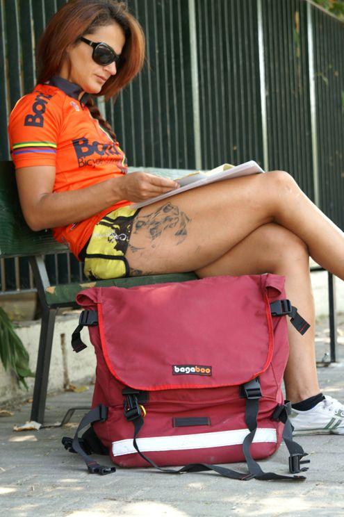 τσάντα, πλάτης, ποδηλατική, bagaboo, bag, back pack, bike messenger, bondex, bicycle