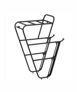 surly front rack, surly, front, rack, cargo, silver, εμπρόσθια, σχάρα, ποδηλάτου, μαύρο, bicycle,