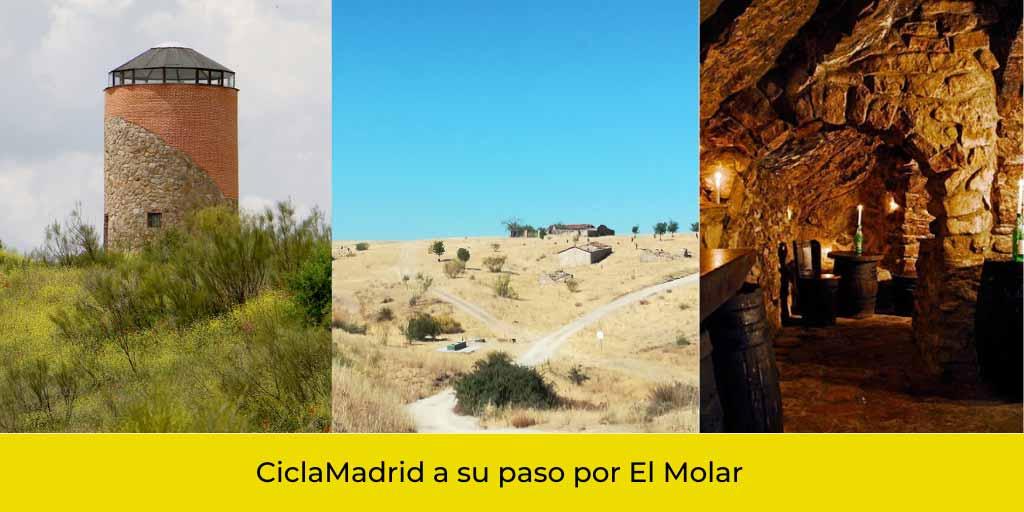 Bodegas vinos El Molar Madrid