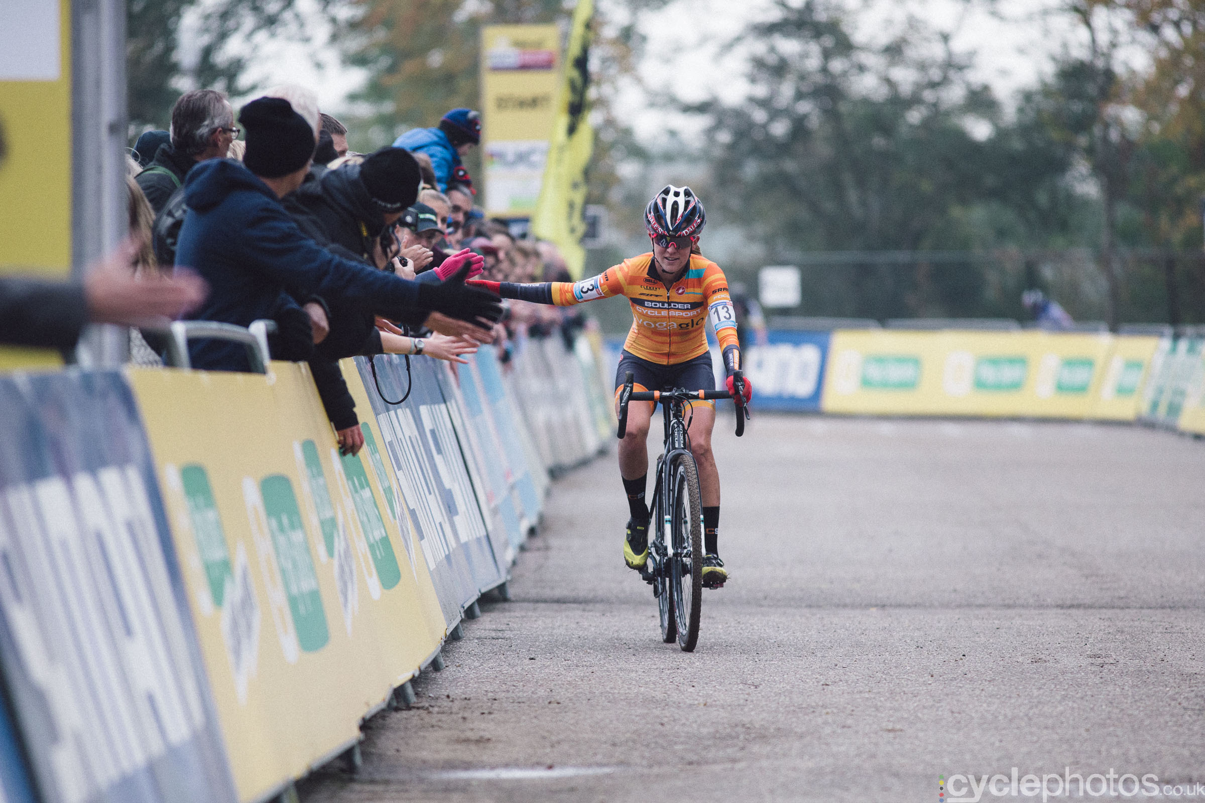 UCI Cyclocross World Cup #3 - Valkenburg