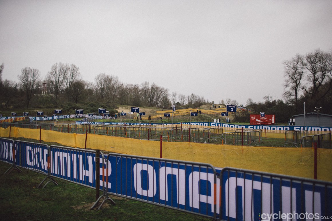 Cyclocross World Cup #4 - Koksijde, BEL