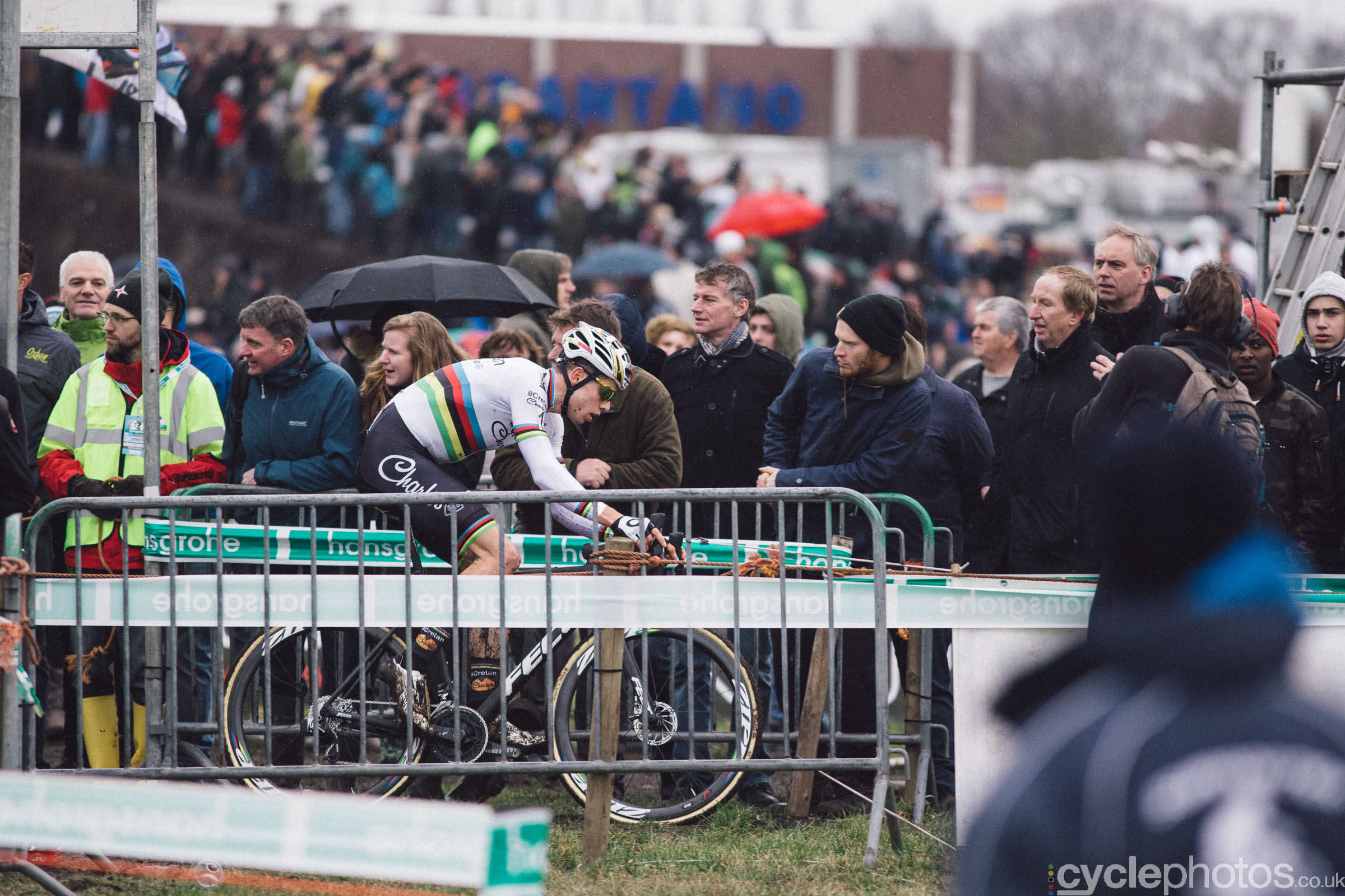 Cyclocross Superprestige #7 - Hoogstraaten, BEL