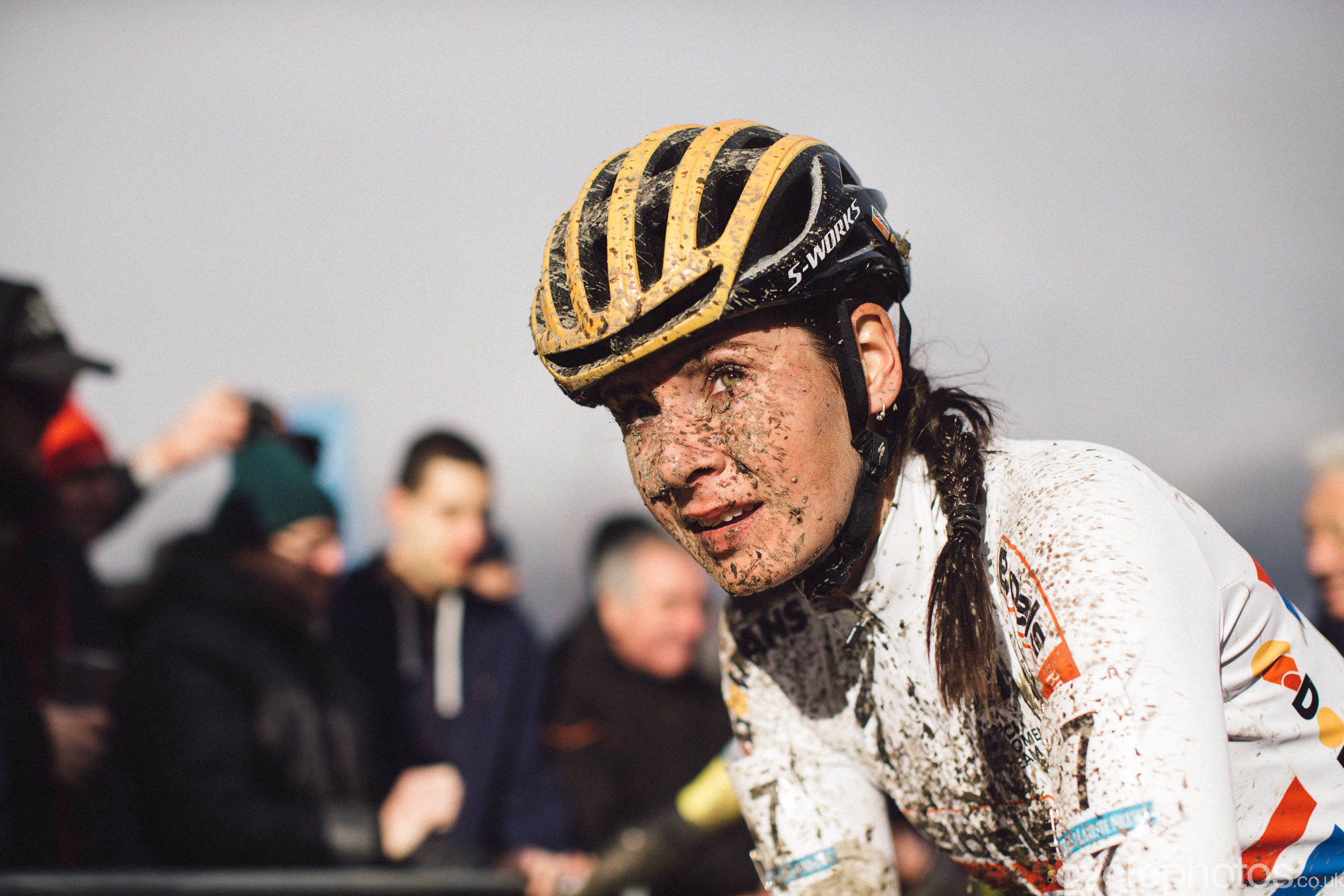 Nikki Brammeier at Cyclocross Superprestige #5 - Gavere, BEL
