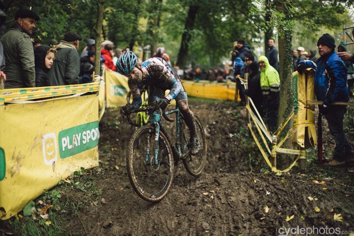 Eli Iserbyt at Cyclocross Superprestige #5 - Gavere, BEL