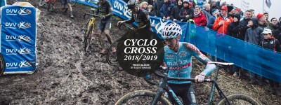 Kickstarter Campaign for the 2018/2019 Cyclocross Book