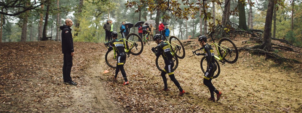 Throwback Thursday – Lichtaart, the cyclocross training ground you've never heard of
