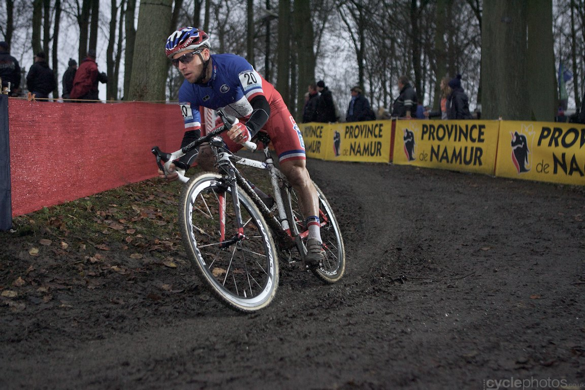 Cyclocross photos from the World Cup #4, Namur by cyclephotos
