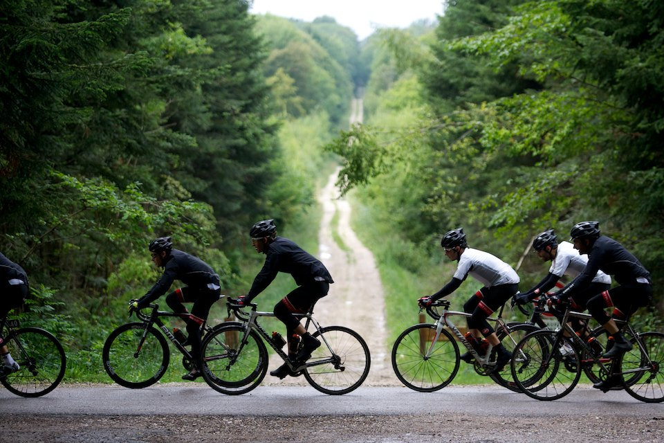 This was the second time I followed the Evans Cycles boys on their journey from the head office at Gatwick to Eurobike, in Friedrichshaven. It's a 1000 mile, 5 day trip - long nights of editing, but it is always a lot of fun.