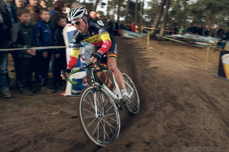 Sven Nys. 2014 cyclocross Bpost Bank Trofee #8, Oostmalle. Copyright by cyclephotos.