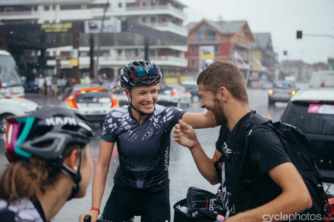 Tayler Wiles - Giro Rosa 2015 - Stage 5