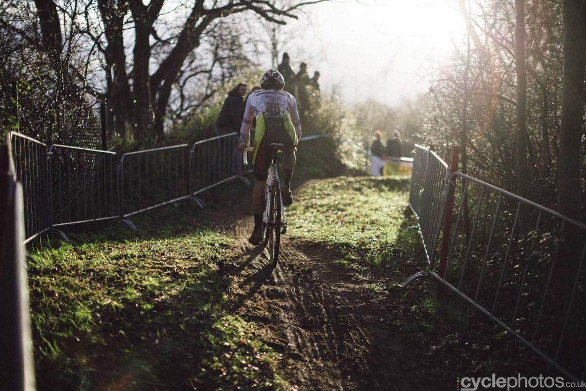 2015 Cyclocross World Cup Koksijde cyclocross photos, Ian Field