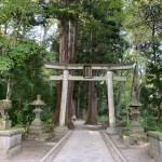 十和田湖畔の神社