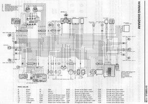 Suzuki Madura GV1200GLG Wiring Diagram – Evan Fell