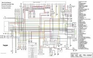 2010 Bonneville ECU pinout diagram?  Triumph Forum: Triumph Rat Motorcycle Forums
