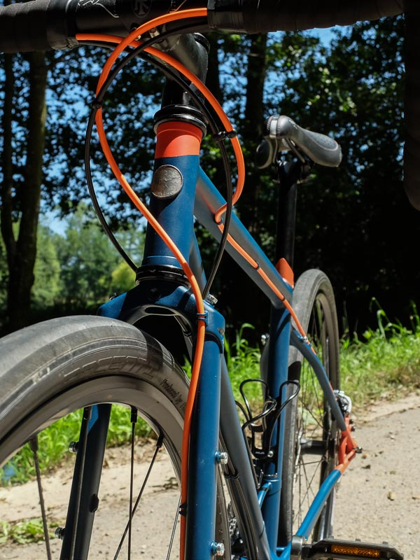 Vélo Taillefer Cycles, Pierre Glottin, Bagagère Rapide