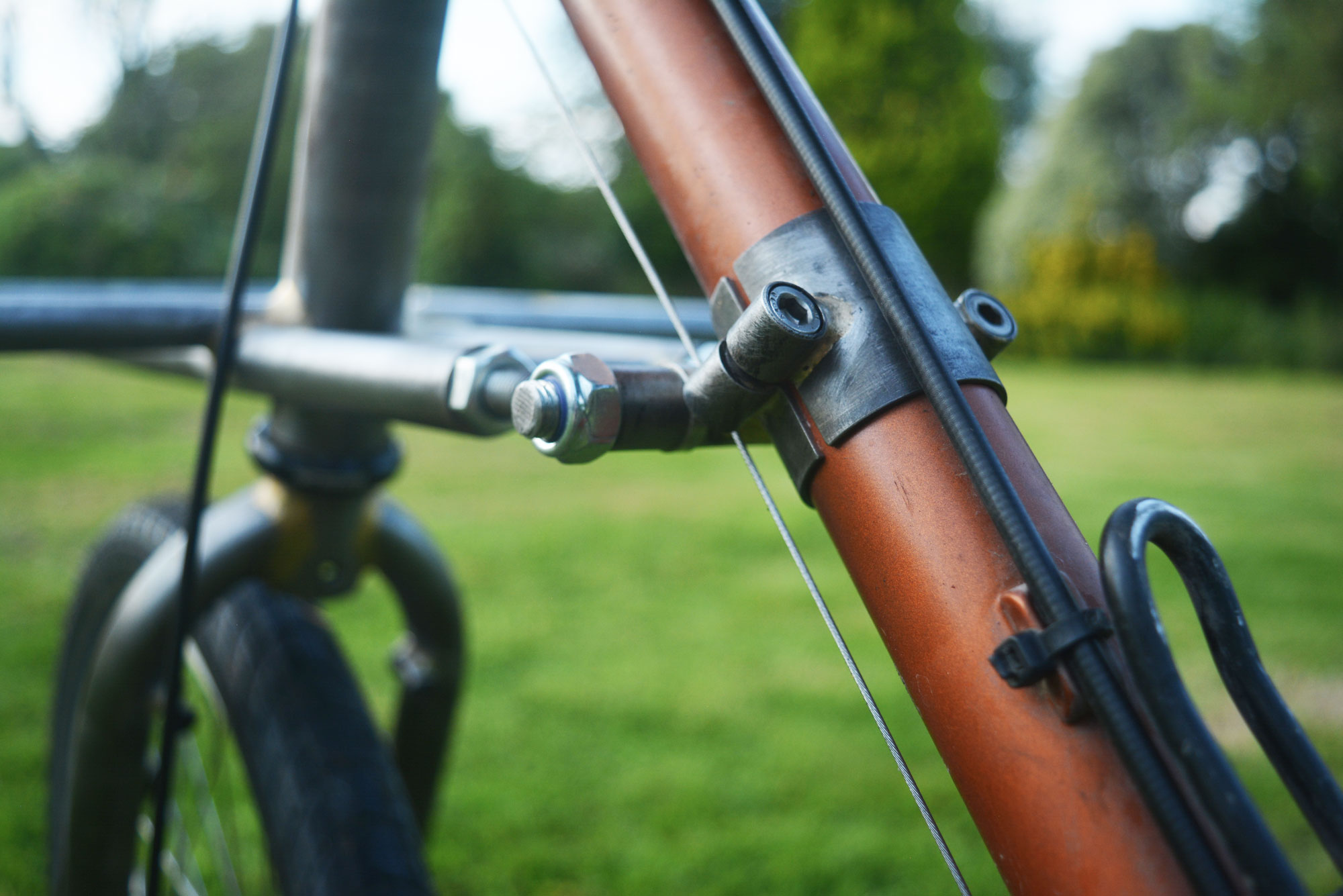 Vélo Taillefer Cycles, Pierre Glottin, RKR