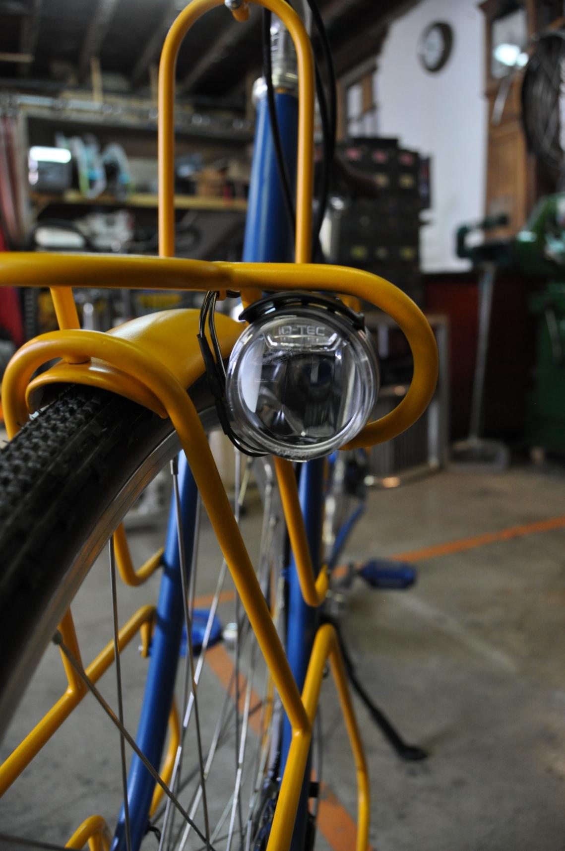 Taillefer Cycles Modèle K10-10