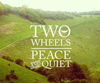 Morvélo – Two Wheels, Peace and Quiet