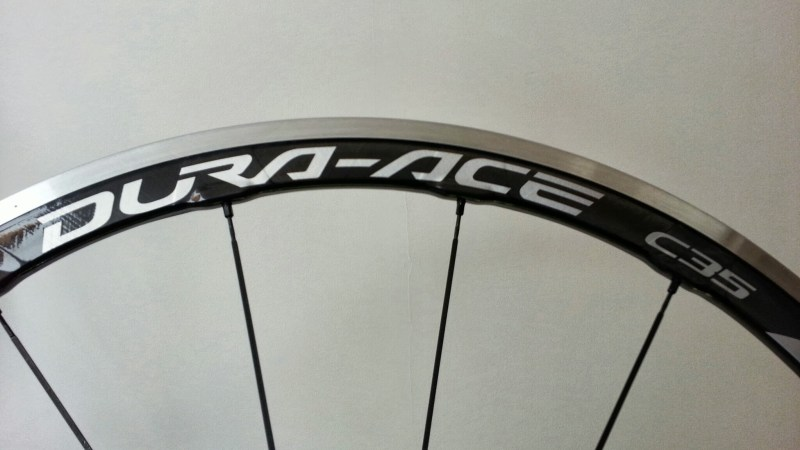 Shimano Dura-Ace 9000 C35 Wheels Review