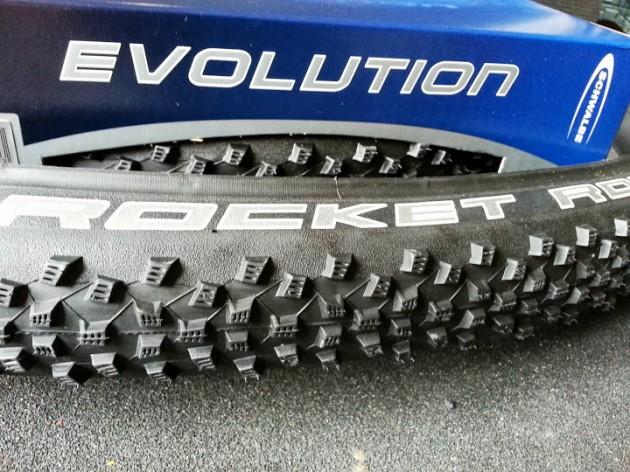 Schwalbe Rocket Ron cyclocross tyre