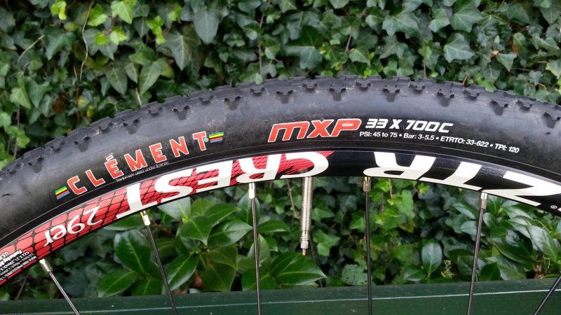Cyclocross Tyres Comparison