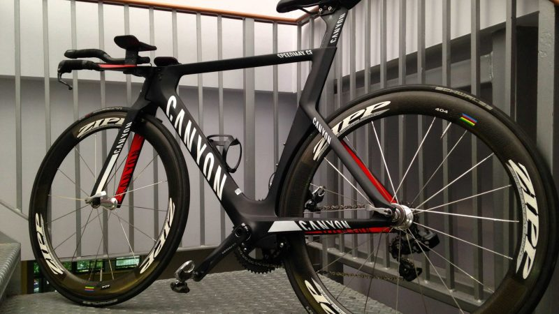 Canyon Speedmax CF 8.0