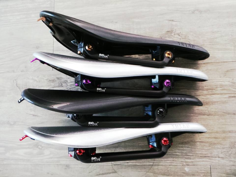 Morgaw Saddles and Seatposts
