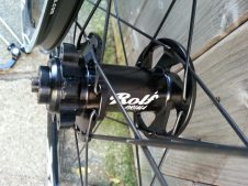 Front XST+ hub.