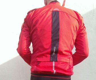 Craft Performance Stretch Jacket rear view