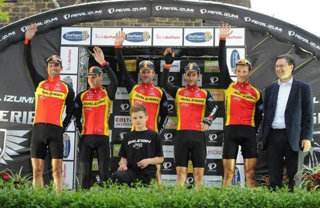 Raleigh win at Tour Series