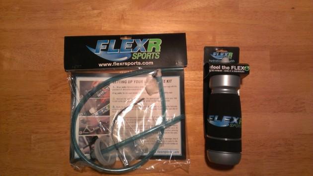 Flexr hydration system